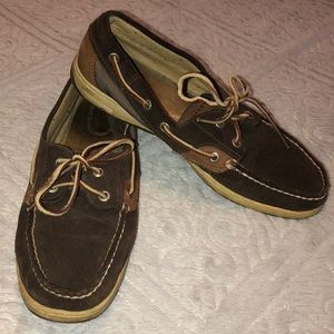 Authentic Sperrys